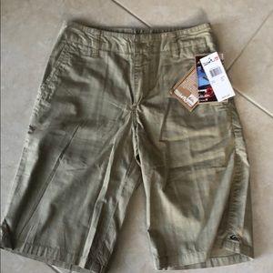 Quiksilver NWT kids shorts
